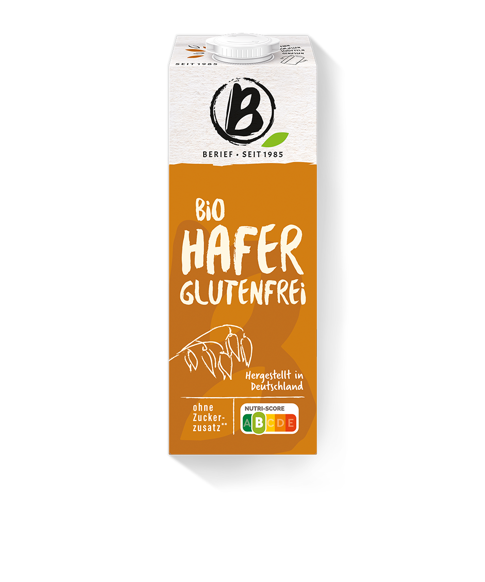 Bio Hafer glutenfrei