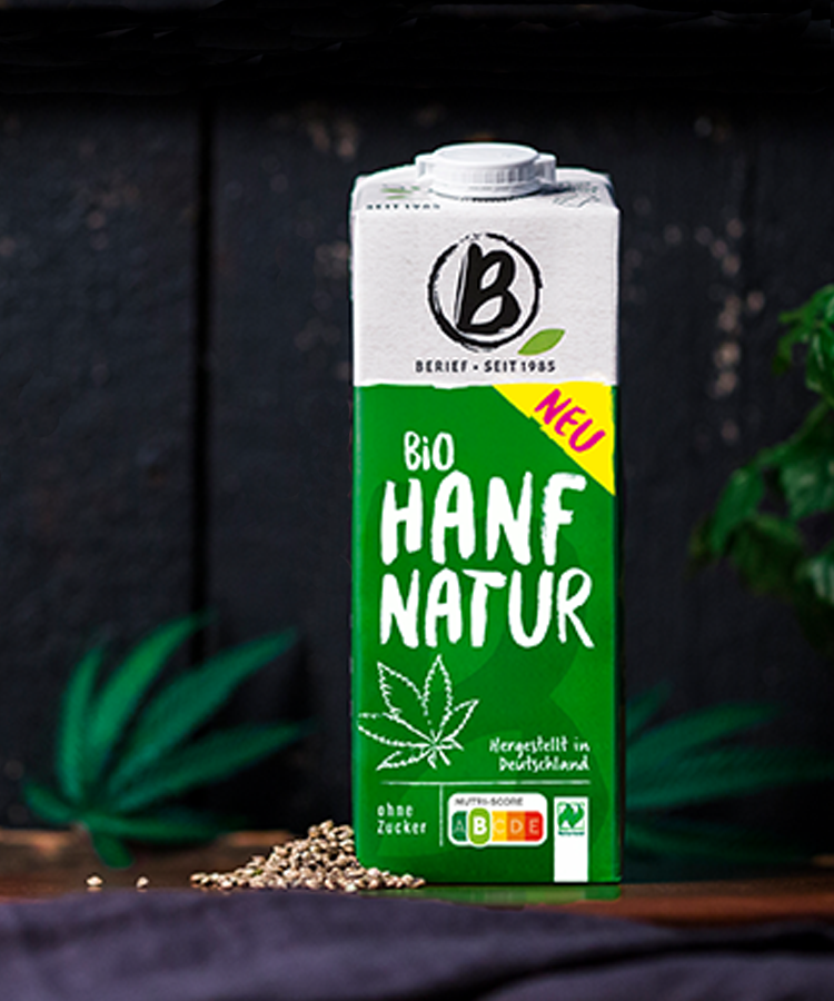 Bio Hanf Natur