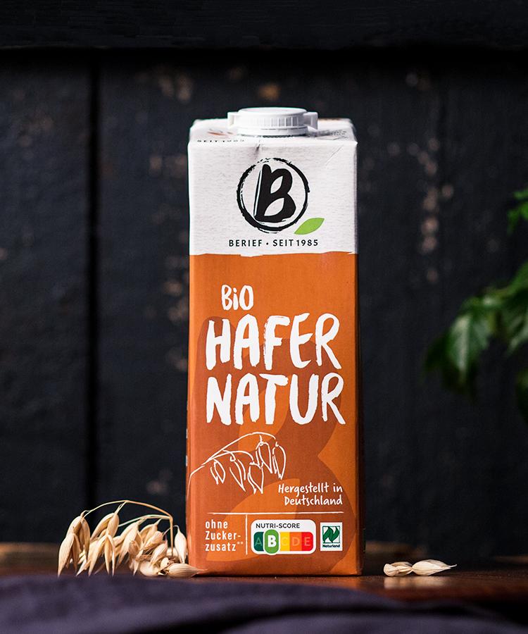 Bio Hafer Natur